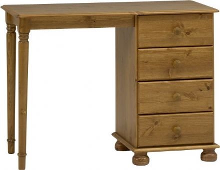 Richmond Pine Single Dressing Table